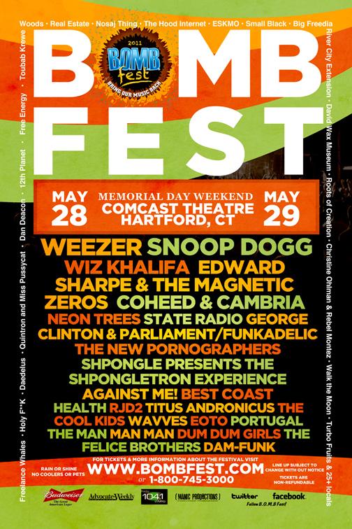 B.O.M.B. FEST 2011