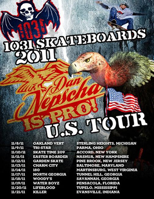 1031 Tour
