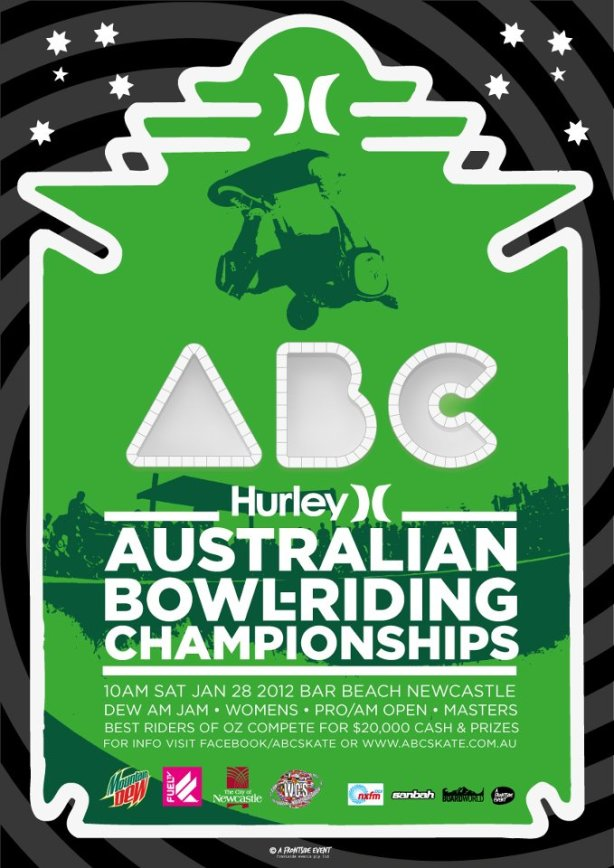 Hurley Australian ABC